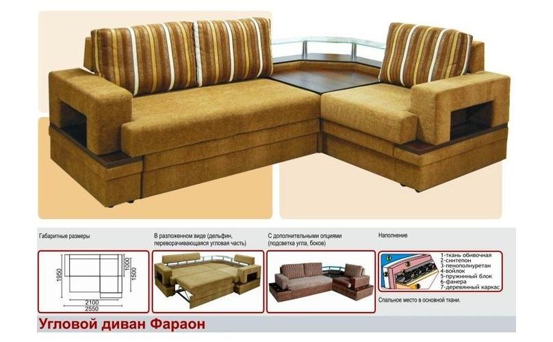 Переделка углового дивана в обычный своими руками 34
